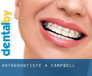 Orthodontiste à Campbell