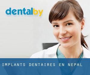 Implants dentaires en Népal